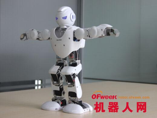 开启智能生活 优必选阿尔法智能人形机器人测评