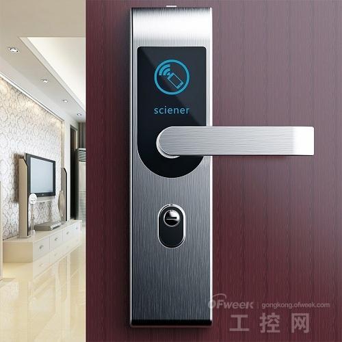 nfc门锁可以用智能手机的nfc功能开锁,当然前提是该手机拥有开锁的