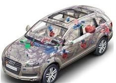 汽车右后轮ABS转速传感器线路不良的原因