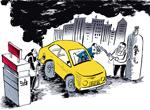 """市场很""""饥渴"""" 汽车油改气有望合法化"""