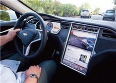 特斯拉Model S P85D升级软件就能提升加速性能?