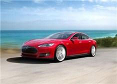 特斯拉Model S:当奢华遇见科技