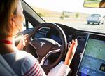特斯拉:自动驾驶无可比性 软件才是核心(图)
