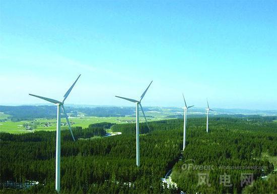 改写风电版图 超低风速风力发电机前景广阔