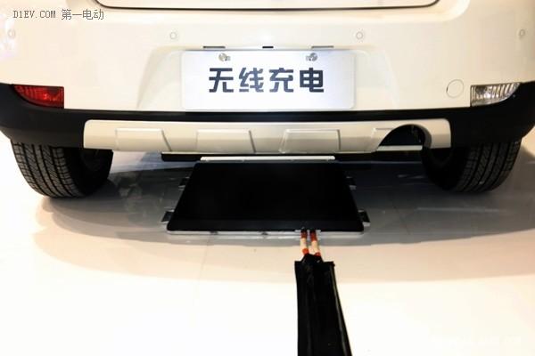 中兴田锋:电动车无线充电将是趋势