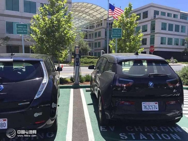 苹果杀入电动汽车业:100%纯电动车+无人驾驶
