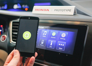 传谷歌正开发新车载系统 欲全面控制汽车