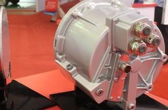 自主企业撑起了中国新能源汽车电机市场