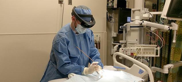 阿联酋投资40亿元布局VR医疗领域