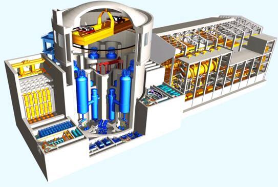 中国发布世界首个商用高温气冷堆核电站技术方案