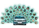 汽车智能化趋势下 科技巨头争相布局汽车电子领域