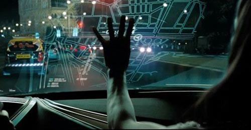 畅游未来 漫谈车联网与体验设计