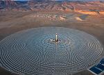 【光热】全球首个大规模塔式熔盐电站Gemasolar(图)