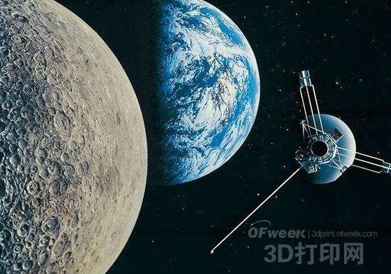 NASA绿色航天计划:布局3D打印等五大尖端项目