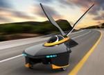 你还认为太阳能汽车是科幻未来吗?