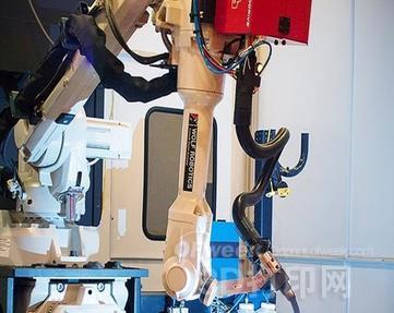 替代锻造的大型增材制造设备Wolf Robotics面世