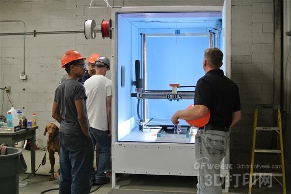 3D打印ABS材料正式用于大尺寸熔模铸造