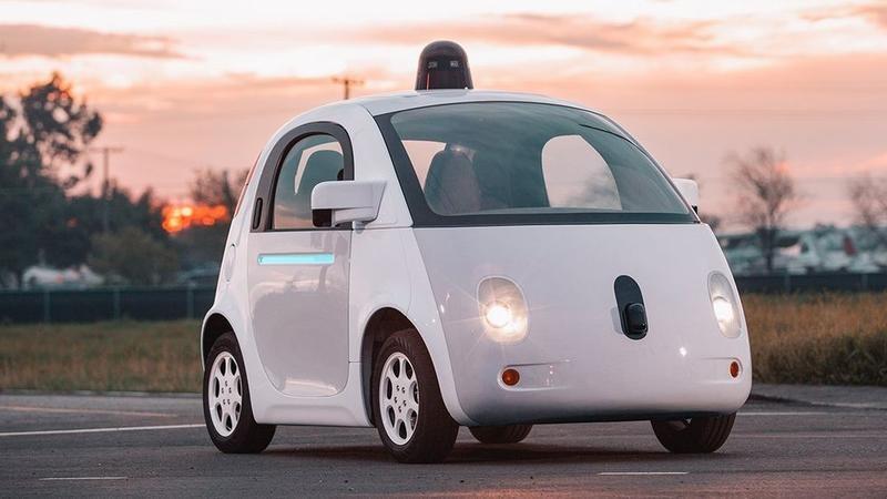 为什么特斯拉撞后谷歌无人车撞?
