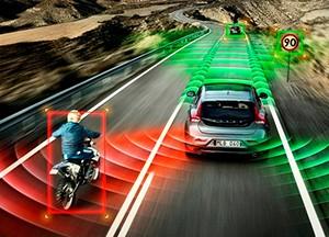 【分析】自动驾驶五大传感器 各有千秋优劣均沾