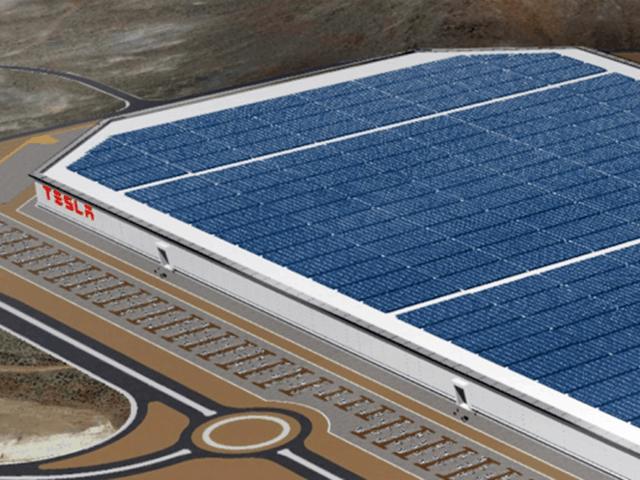 斥资3.5亿!特斯拉在超级电池工厂生产电机