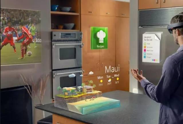 当AI遇上AR:从微软HoloLens Processing Unit (HPU)说起