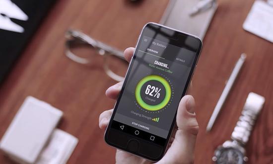iPhone 8 的无线充电组件已经面世?来自 Energous