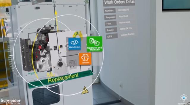 施耐德电气收购VR企业 加强沉浸式模拟培训