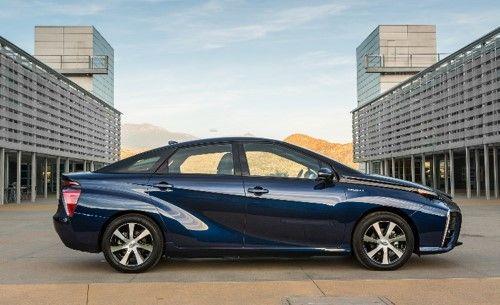 2016年全球3款燃料电池车销量增长225%,是时候换个姿势看燃料电池车了