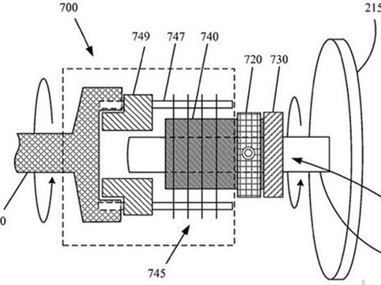 苹果新专利:拧拧表冠就能给Apple Watch充电