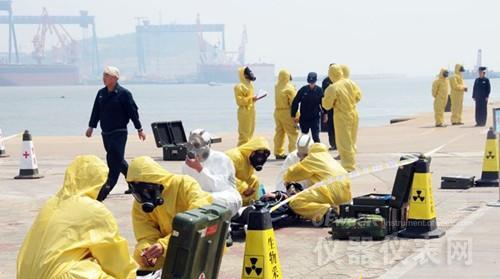 我国核事故监测应急反应链已成熟