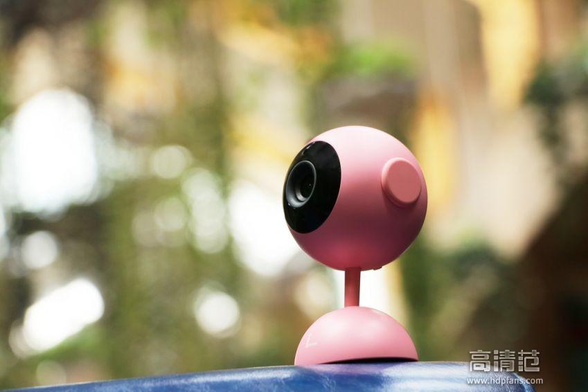 鹏博士发布高颜值智能摄像头新品