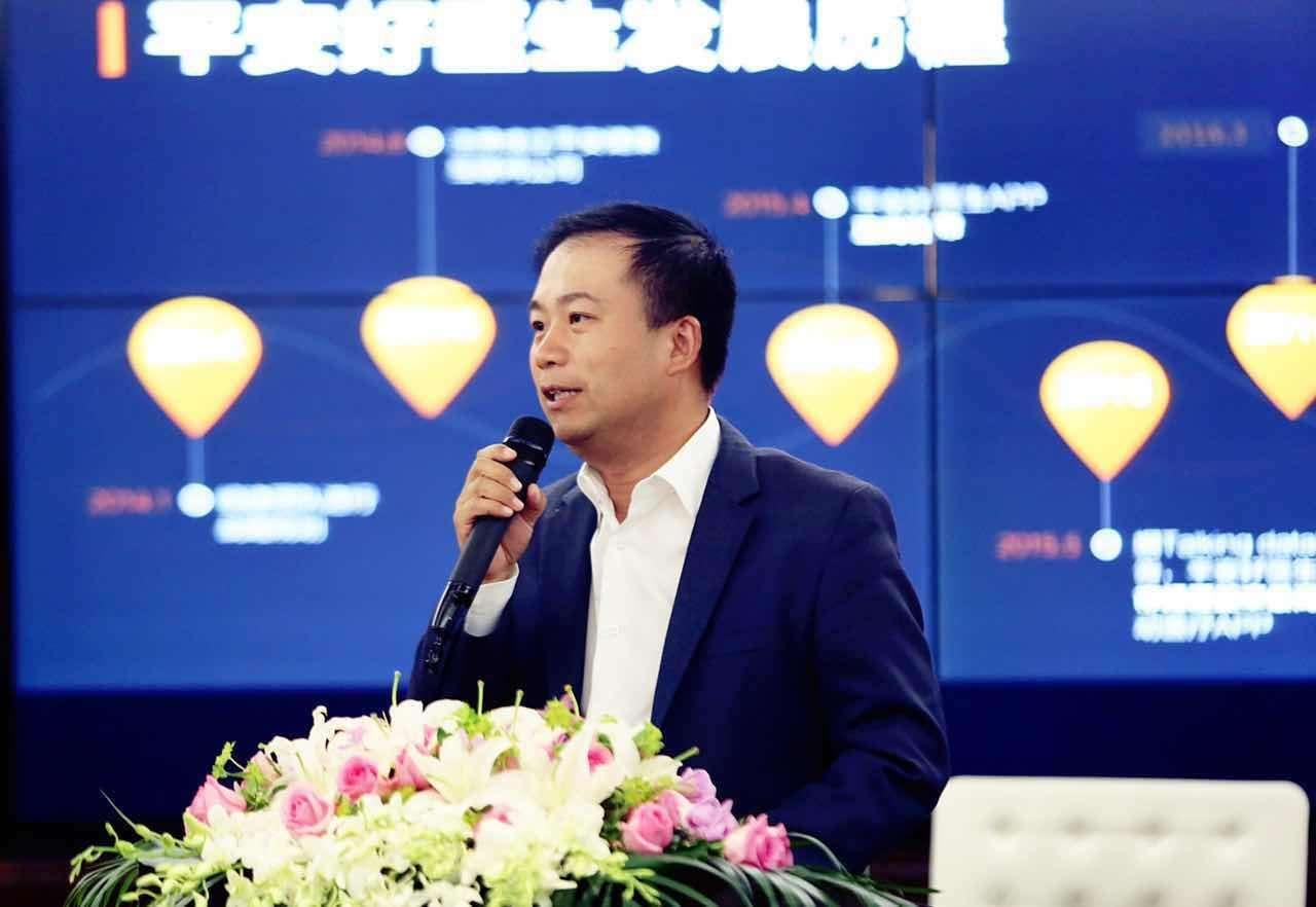 平安好医生CEO王涛:并非孤独奔跑的独角兽
