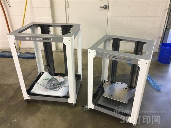 Stacker公司推出工业级FDM 3D打印机Stacker S2