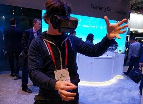 高通新头显运用Leap Motion手部追踪技术