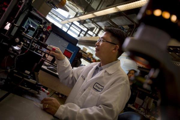 UV生物打印系统可制造出功能性3D打印血管网络