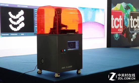 大族激光探索3D打印民族工业之路