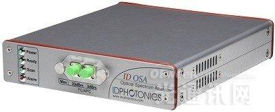 ID Photonics推出研发、生产用光谱分析仪