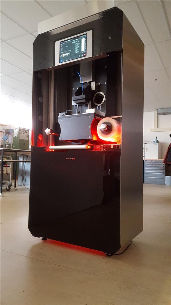 Admatec联合ECN推出全新金属3D打印机ADMETALFLEX