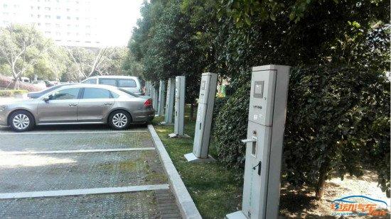 车桩比例1:1,就有充电桩用了?
