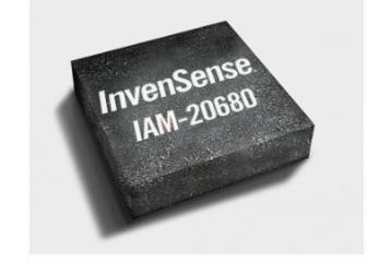 InvenSense携惯性传感器新品IAM-20680