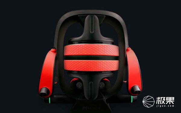 米家众筹智能健身器,全身都能用还有免费私人教练