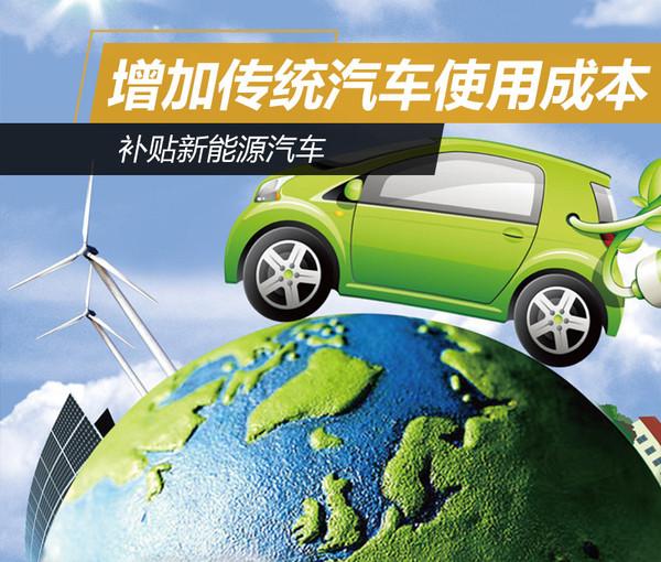"""新能源汽车与传统汽车市场之间的""""战场"""""""