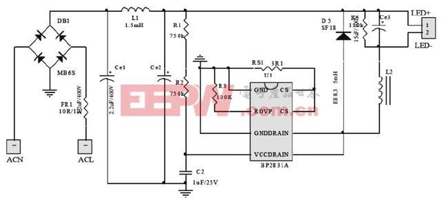 LED照明驱动芯片技术的创新设计