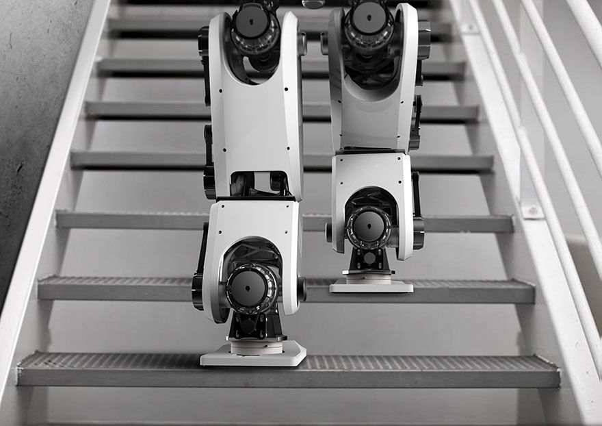 钢铁侠从硬件和控制算法切入打造双足机器人Artrobot