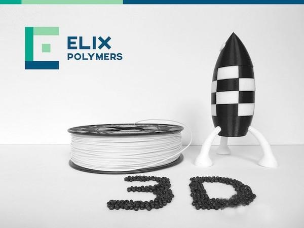 Elix Polymers新增3D打印专用ABS材料