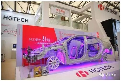 激光技术在新能源汽车领域应用