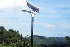 太阳能路灯工作原理-源码