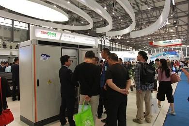 阳光电源再创标杆 中国首款户外集中逆变器横空出世