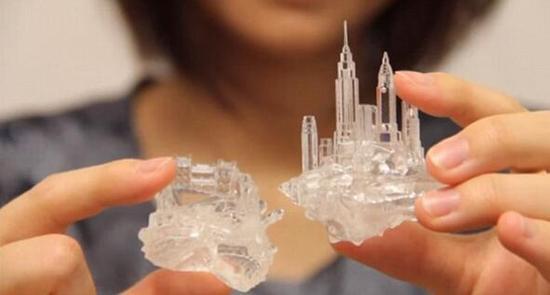 太萌了!女艺术家用3D打印给居蟹造豪宅