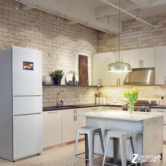 京东智能冰箱即将上市 可自推荐食谱